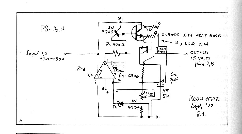 Basic Schematic Diagram Example - Wiring Circuit •